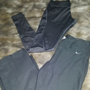 Bundle Nike, Under armour pants